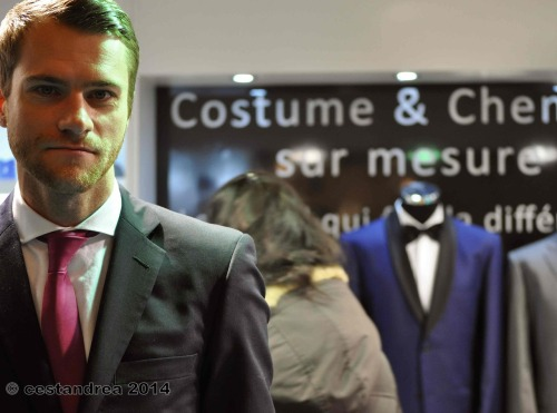 Costume et Chemise sur mesure - TAILORED SUITS AND SHIRTS